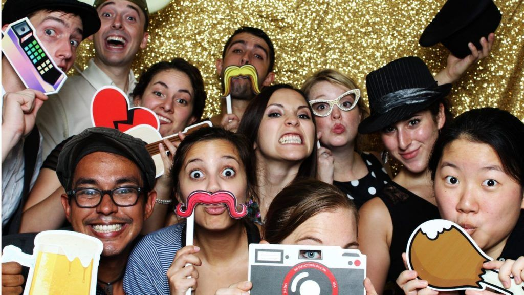 Photo Booth For Weddings