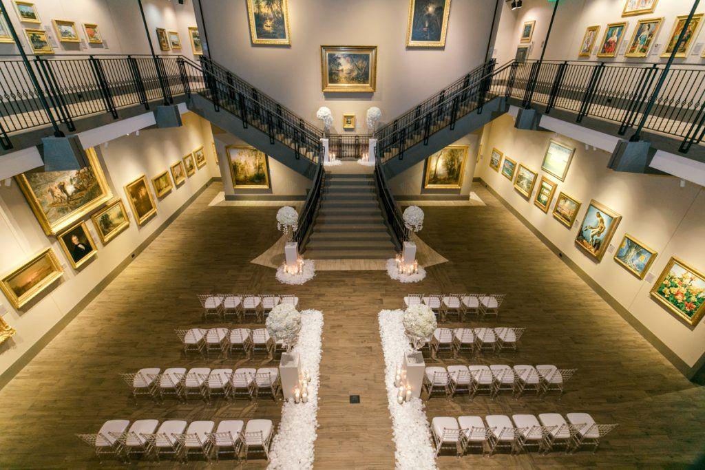 permanent gallery ceremony
