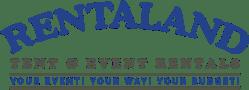 Rentaland Tent & Event Rentals Logo