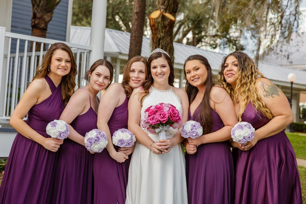 Steven Miller Photography photo of bridal party