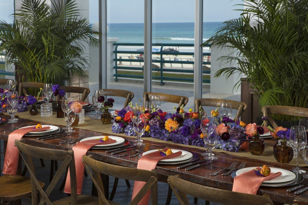 fall floral colors wedding reception