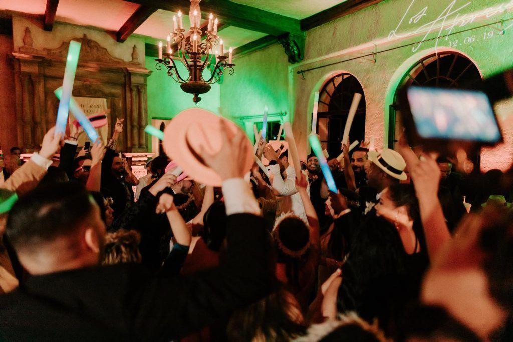 Extraordinary wedding entertainment by Orlando Wedding Ds Press Play Entertainment