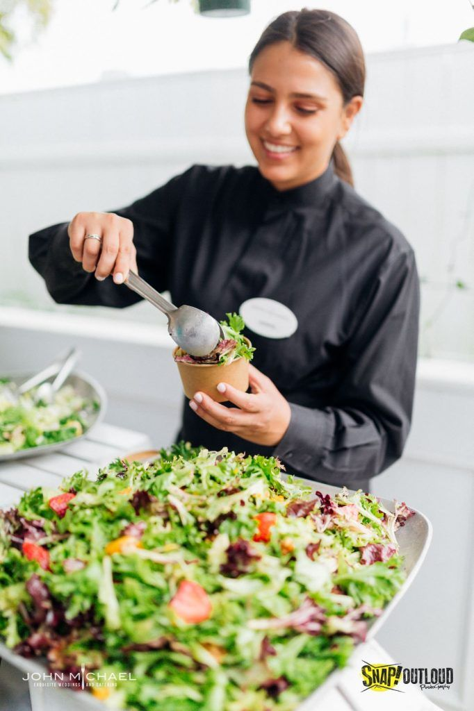 Central Florida Wedding Caterer John Michael Exquisite Weddings and Catering