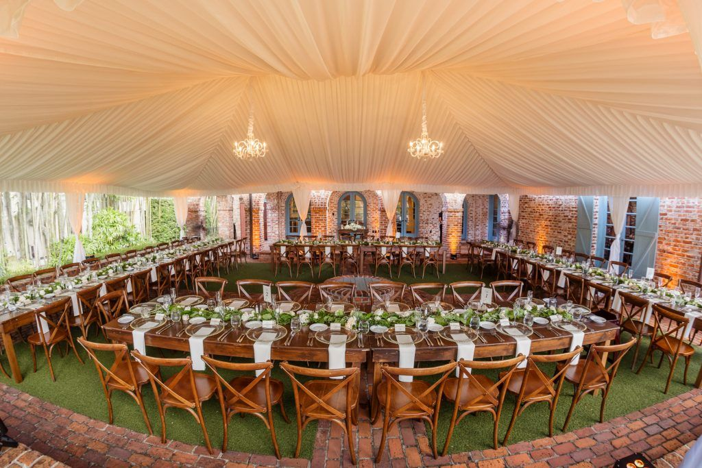 wedding reception Photo by Steven Miller Photography