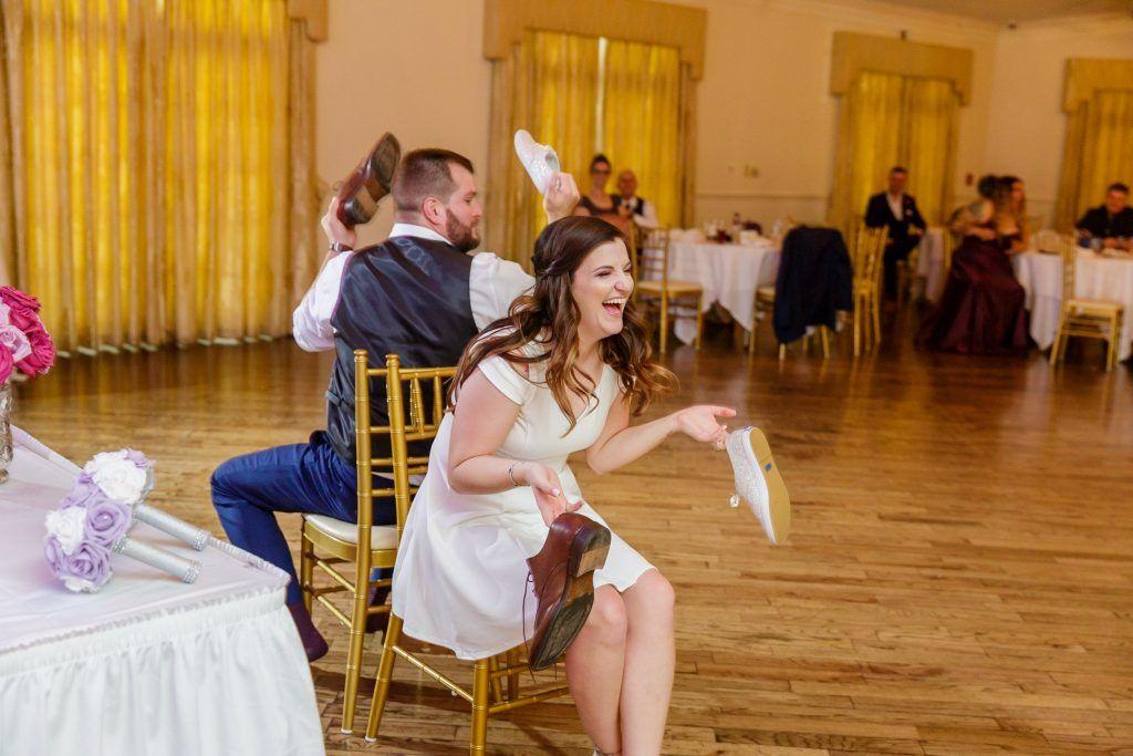 wedding shoe game by Steven Miller Pix