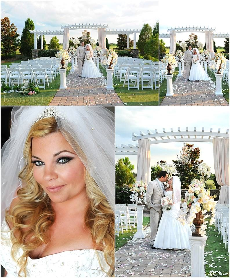 wedding collage images