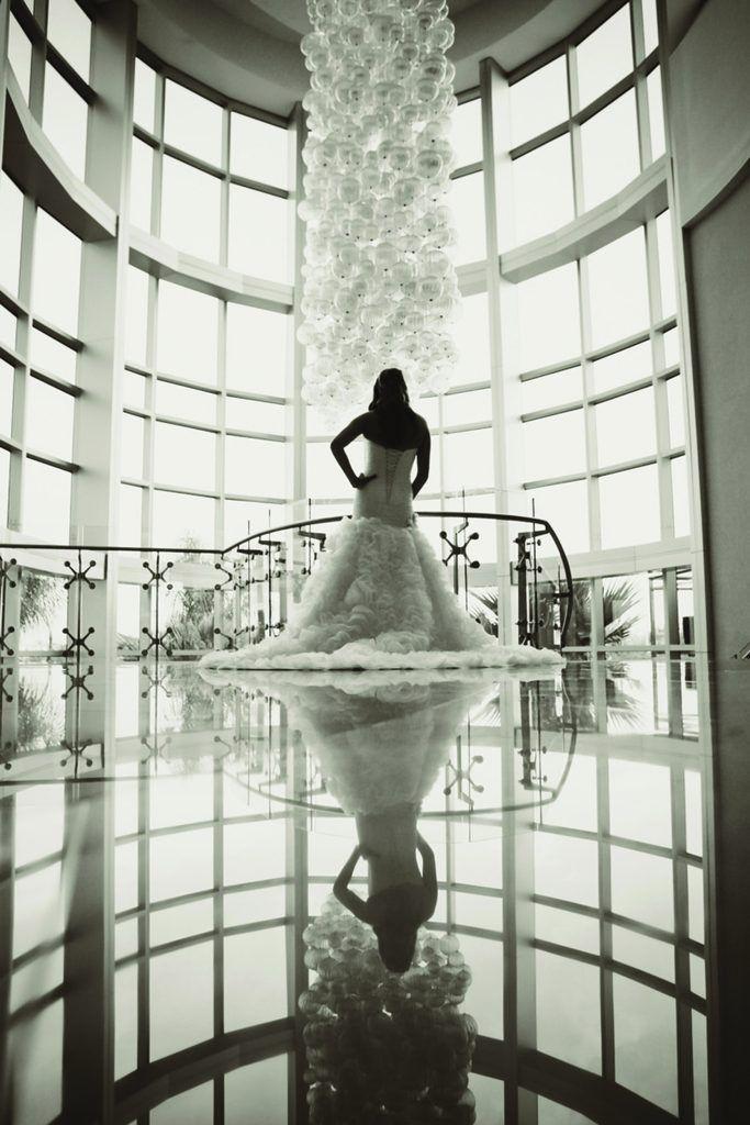 elegant weddings showcasing bride