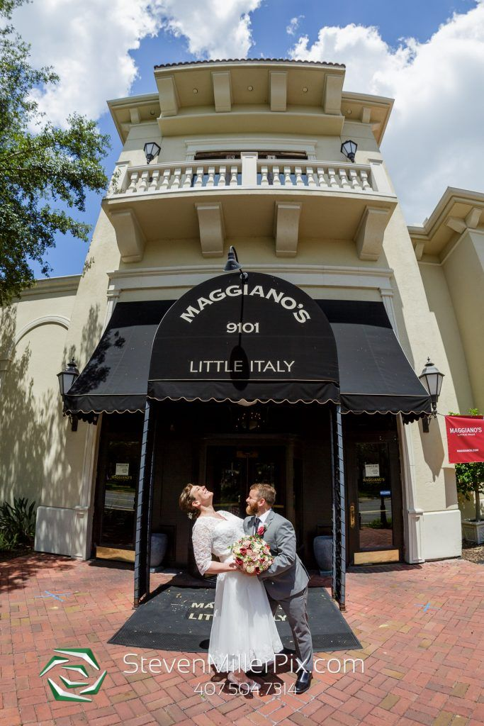 A Florida Wedding Venue with a little of Italy