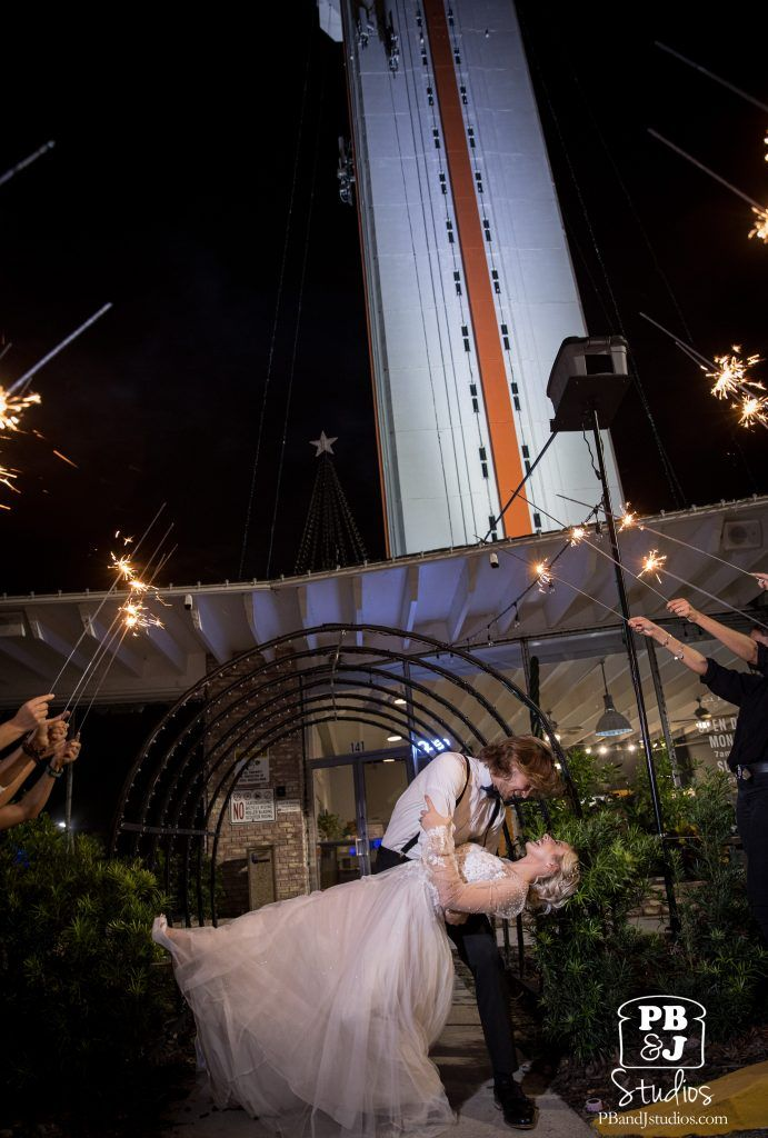 Celebrate love and history at The Citrus Tower Clermont Florida