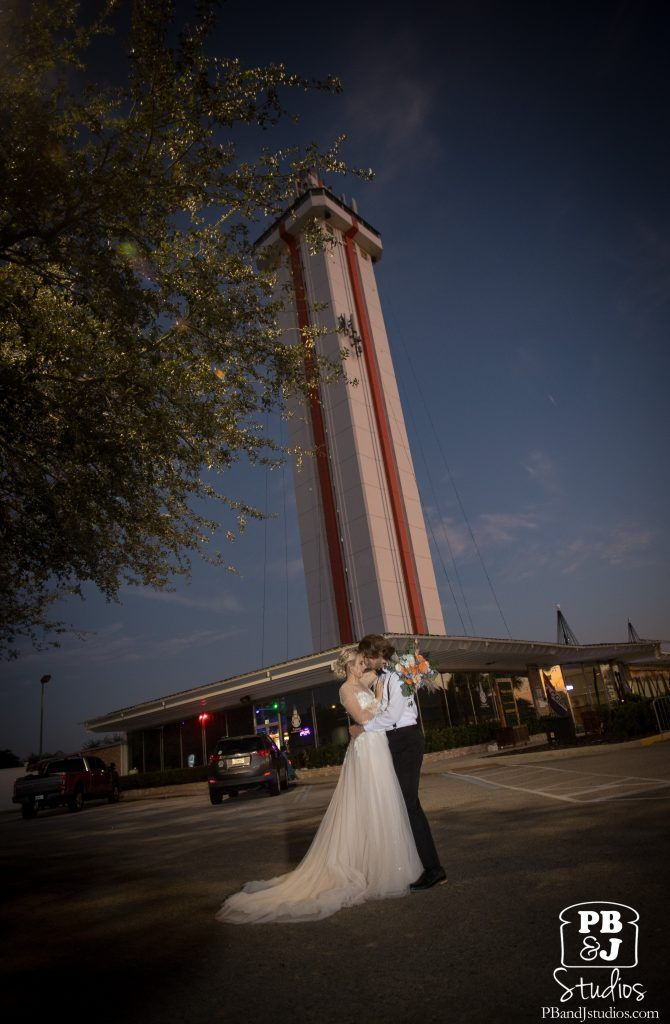 Florida Citrus Tower is perfect place to celebrate love and history
