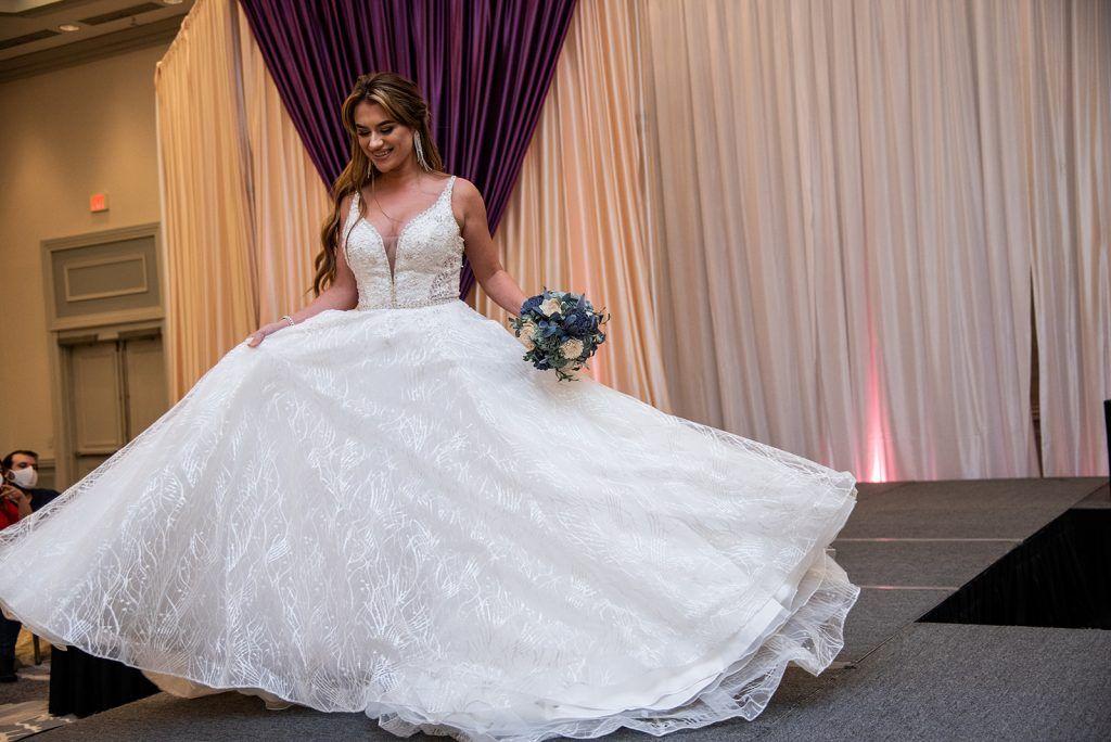 wedding expo sponsor Ivy Bridal