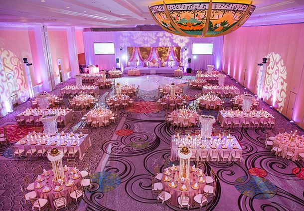 Gaylord Palms Resort and Convention Center wedding venue in Kissimmee, FL