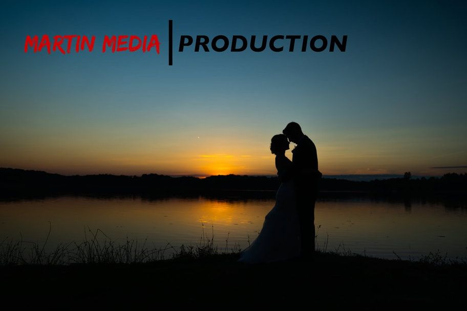 Full service wedding videography by Martin Media Production