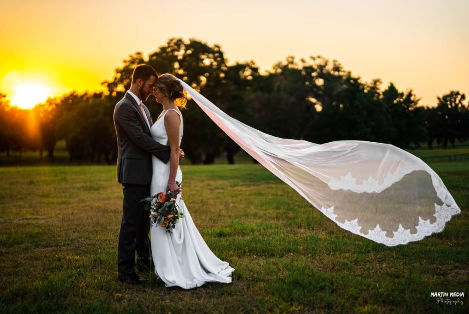 Martin Media production offers full service wedding videography